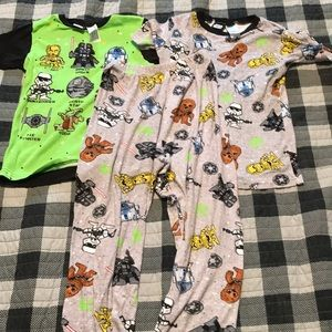 Other - Star Wars pajamas size 12